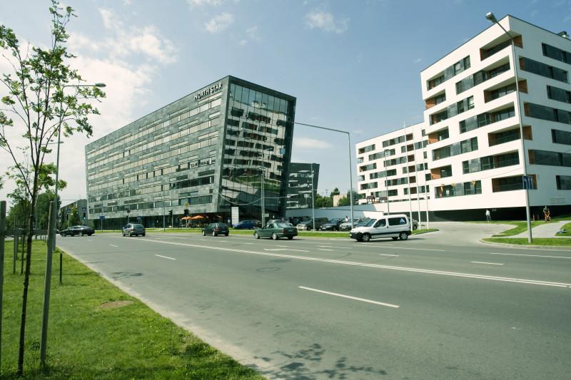 Administracinių pastatų kompleksas, North Star_vėdinimas, šaldymas2